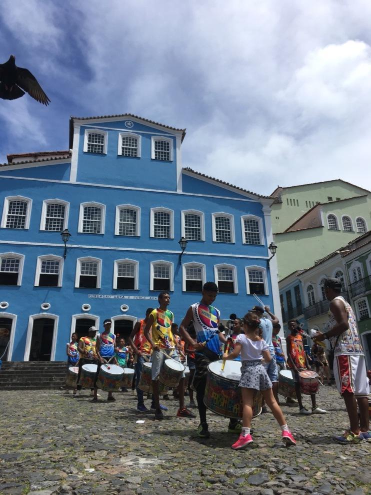 Batucada, Salvador