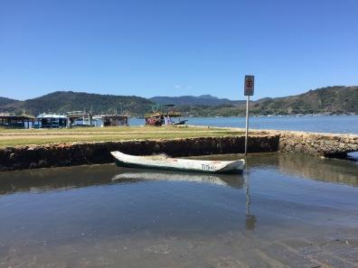 embarcation immédiate pour la baie